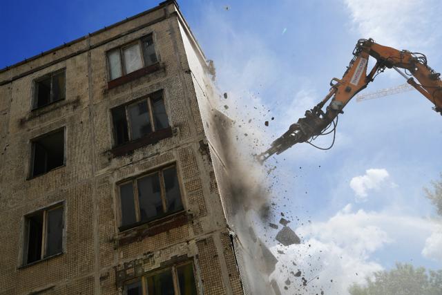 Более 30 субъектов РФ поддержали программу реновации
