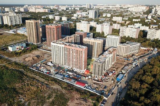 Госдума осенью рассмотрит проект реновации для регионов