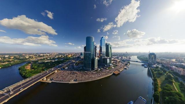 В Москве, рядом с Сити, построят 500 тысяч кв. м недвижимости