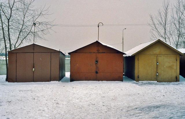 Госдума рассмотрит закон о праве собственности на гаражи