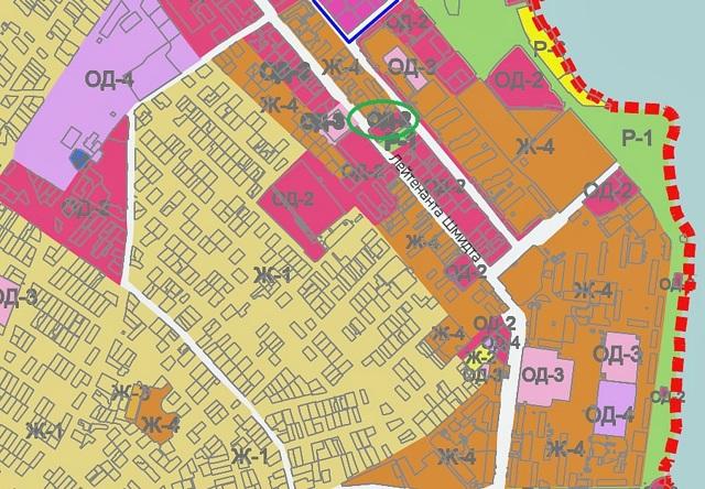 Власти Новороссийска определили городские нормы застройки