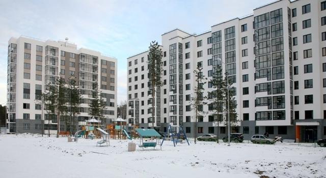 ЮИТ начал строить новый ЖК в Свердловской области