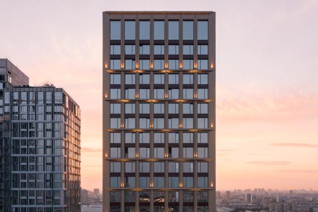 В Москве, на Ленинградском проспекте, построят крупный жилой комплекс