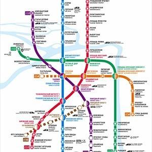 В метро Петербурга появится бесплатный wi-fi