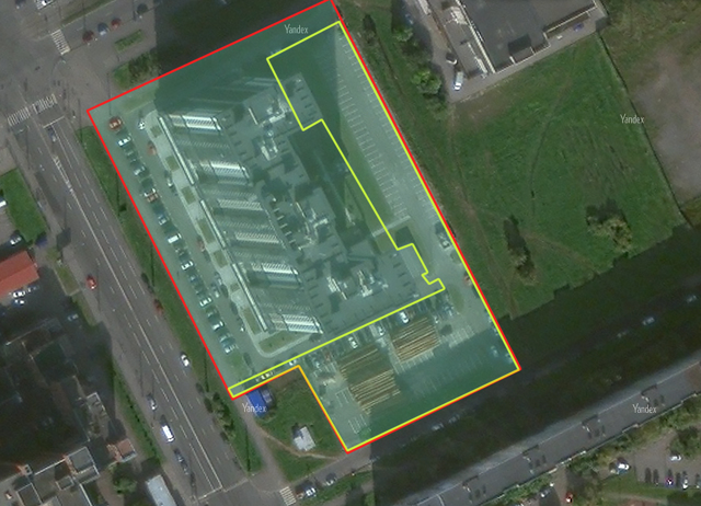 В Петербурге «Лидер Групп» построит ЖК на месте складов