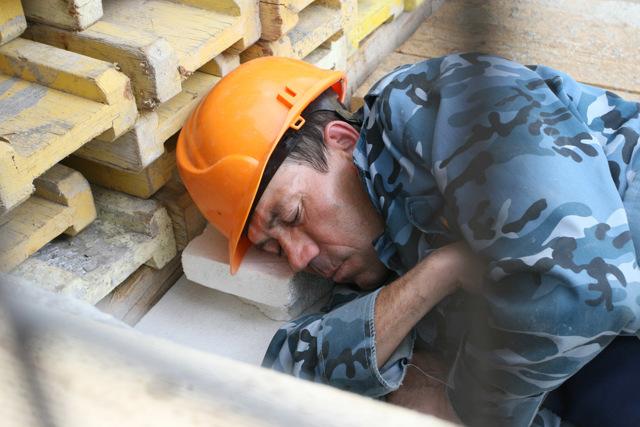 Строительство является одним из наиболее теневых секторов экономики