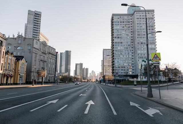 Прогноз: аренда офисов в Москве сократится на 25-30%