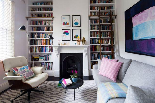 Где хранить книги в квартире