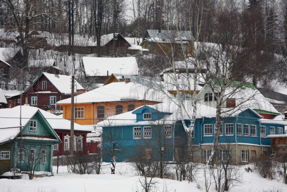 На загородном арендном рынке Москвы спрос в 2,5 раза выше предложения