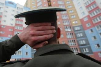 Квартира по военной ипотеке делится при разводе?
