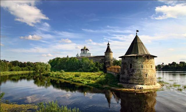 Десятка городов России с лучшей экологией