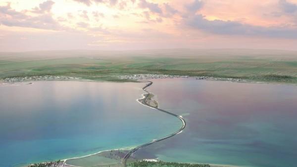 Проект строительства Керченского моста одобрен