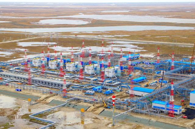 Около 60% российских газопроводов устарели