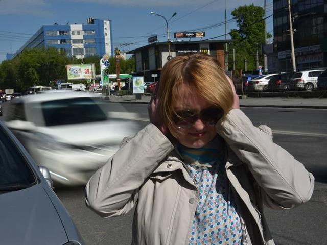 Жители Кемеровской и Московской областей больше всего страдают от шума