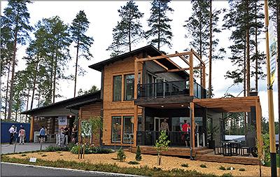 9 трендов в дизайне и архитектуре загородных домов