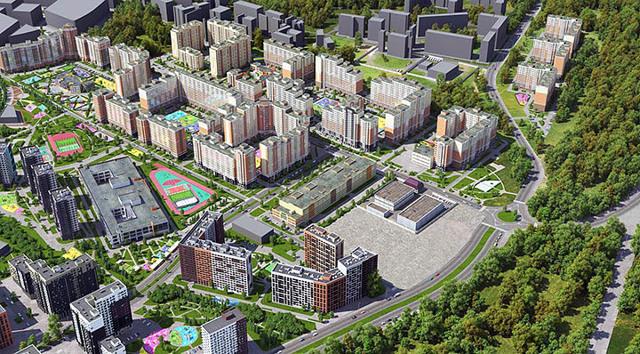 В Москве половину Некрасовки отдадут под застройку жильем