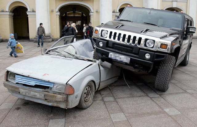 Эксперты подсчитали ущерб от страховых случаев