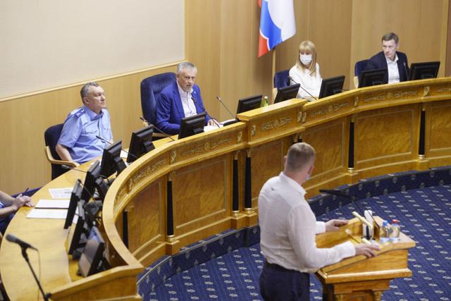 В Петербурге ищут инвестора для завершения долгостроя 2002 года