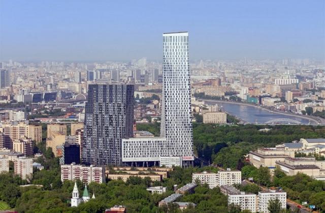 В Москве самая дорогая вторичная квартира стоит 1,64 млрд рублей