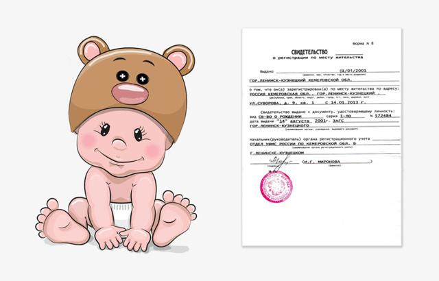 Может ли мать зарегистрироваться на доле несовершеннолетнего сына?