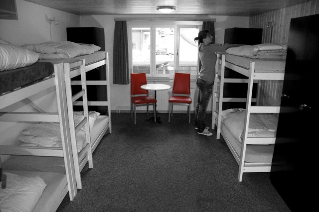 Власти Петербурга нашли более 40 помещений под хостелы