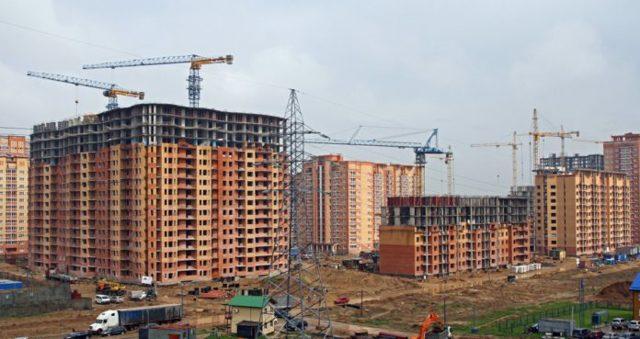 Минстрой спрогнозировал еще меньшие объемы ввода жилья, чем прежде
