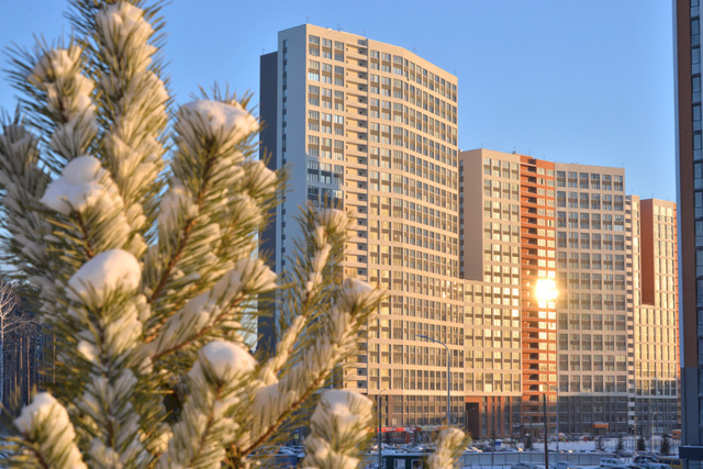 В Екатеринбурге новые квартиры и вторичные почти сравнялись в цене