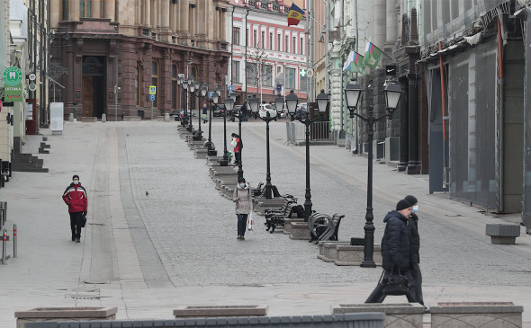 В центре Москвы снижается доля пустующих магазинов