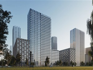 В Москве ПСН построит 337 тысяч кв. м квартир в Марьине до 2020 г.