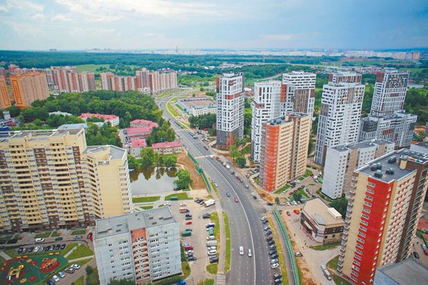 К 2017 году в Новую Москву переедут 150 тысяч человек
