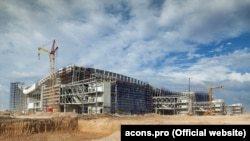 В Симферополе инвесторы представили проект нового аэропорта