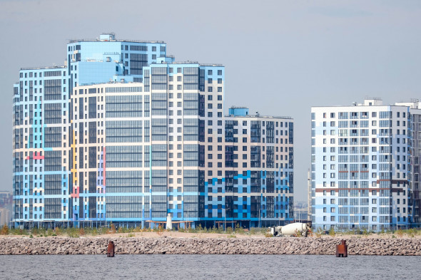 В октябре средняя цена вторички сильнее всего выросла в Москве и Хакасии