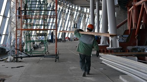 Стадион «Зенит-Арена» не успеют сдать вовремя по вине властей Петербурга