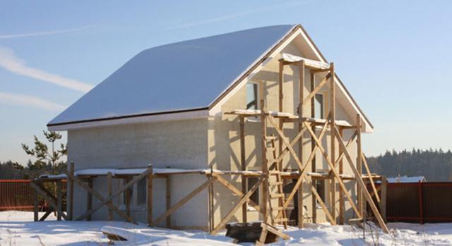 Как оформить реконструкцию частного дома?