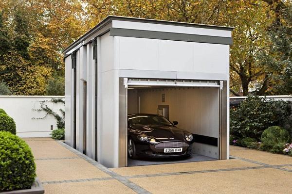 Нужно ли регистрировать гараж на своем участке?