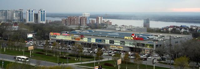 Больше всего ТЦ в Самаре, меньше всего – в Перми