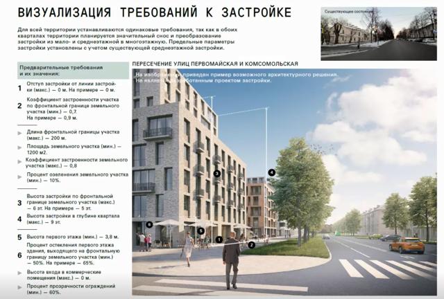 Предложение: ограничить высоту новостроек 9 этажами