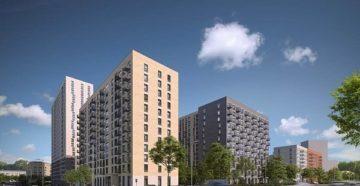 ГК ПИК построит новый крупный ЖК на западе Москвы