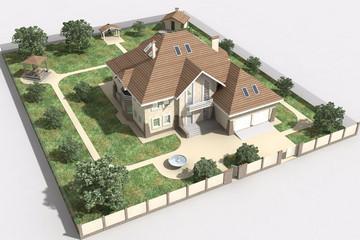 Какие документы нужны для покупки 5 участков и строений?