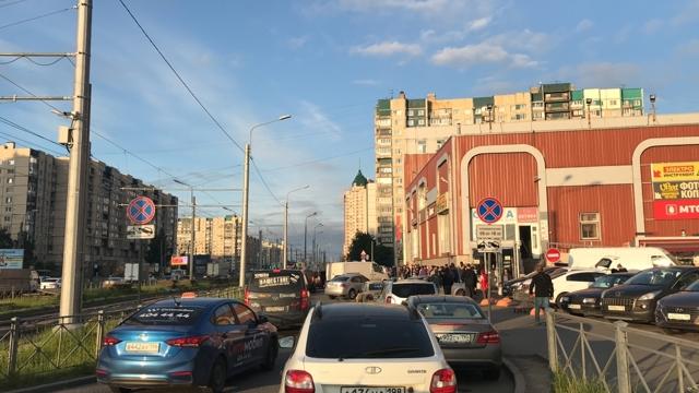 В Петербурге построят 23-этажку рядом с Ладожским вокзалом