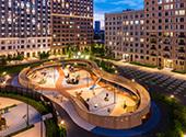 В Новой Москве началось строительство ЖК с парком развлечений