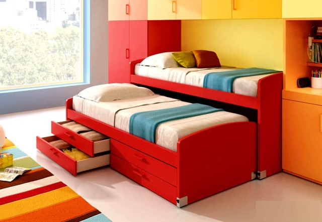 Главные правила ремонта в детской комнате