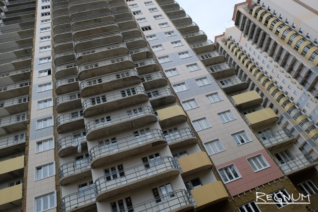 Десятка городов России с самым дешевым жильем