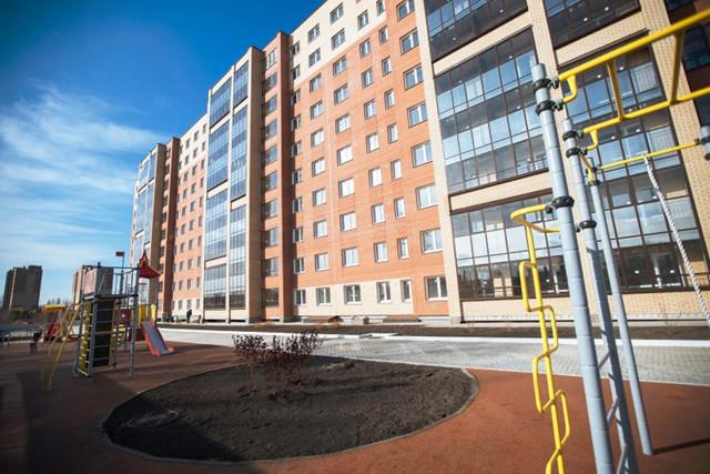 В 2019 году объемы строительства жилья в России начали расти