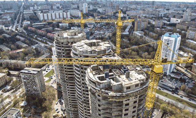 Минобороны продаст земли, чтобы достроить проблемные дома СУ-155
