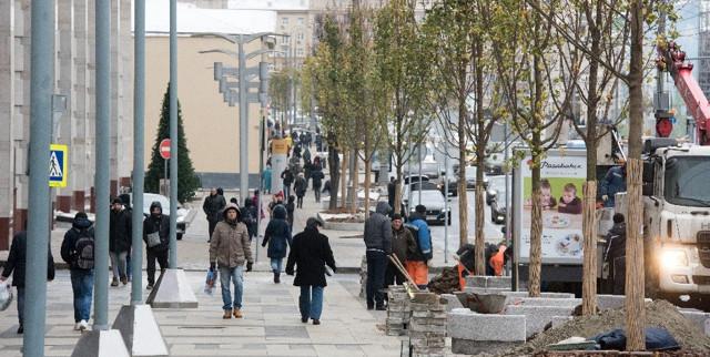 Минстрой выработал критерии оценки благоустройства городов