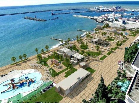В Сочи снесут нелегальный аквапарк и аттракционы