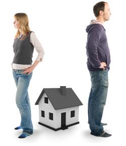 Как не лишиться дома при разводе?