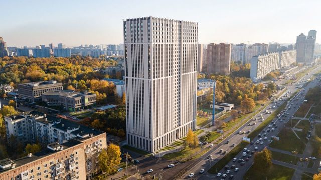 В Москве у новых станций желтой ветки метро построят 1 млн кв. м жилья