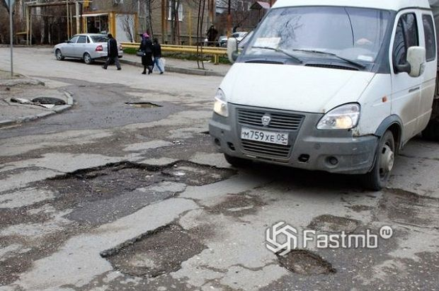В каких городах России лучшие и худшие дороги?